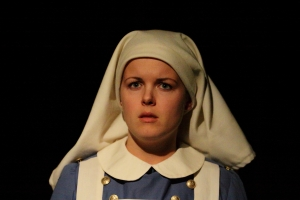 Marlena Sculthorpe as Clare in Vimy