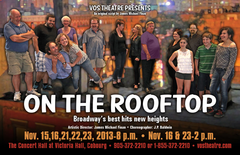 On The Rooftop - Broadway's best hits new heights