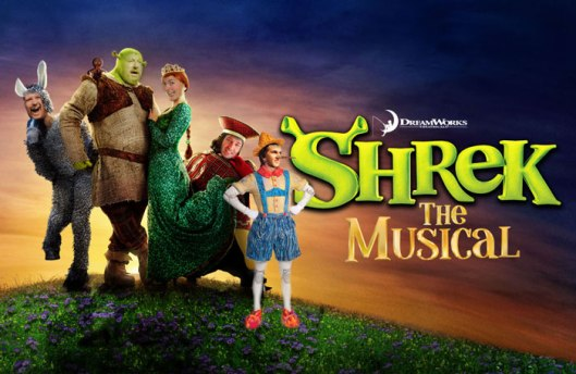VOS Presents Shrek the Musical next April