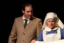 Joel Varty and Marlena Sculthorpe in Vimy