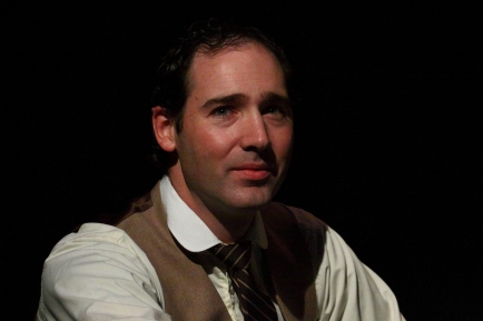 Joel Varty as Laurie in Vimy