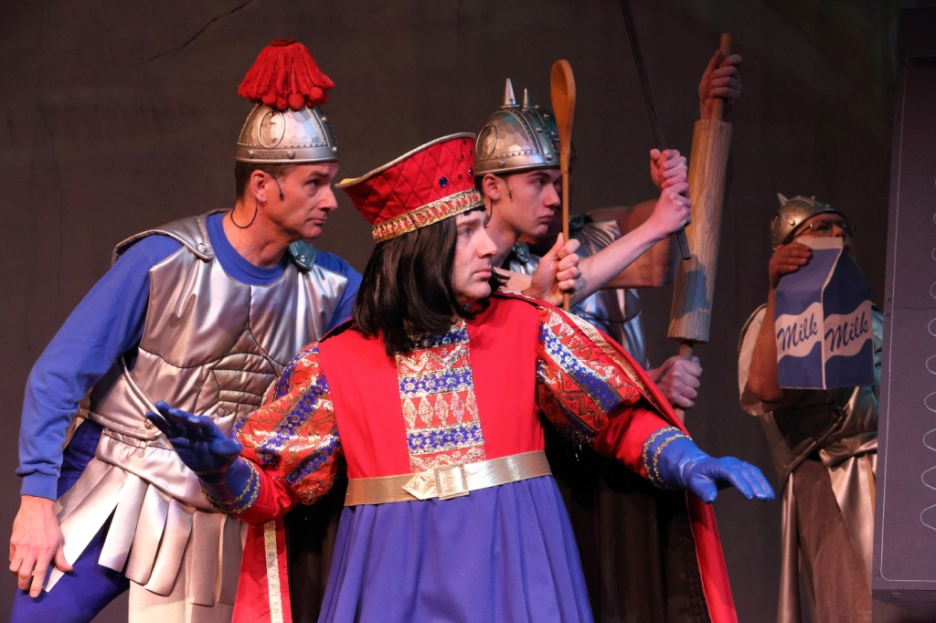 Farquaad and the Guards