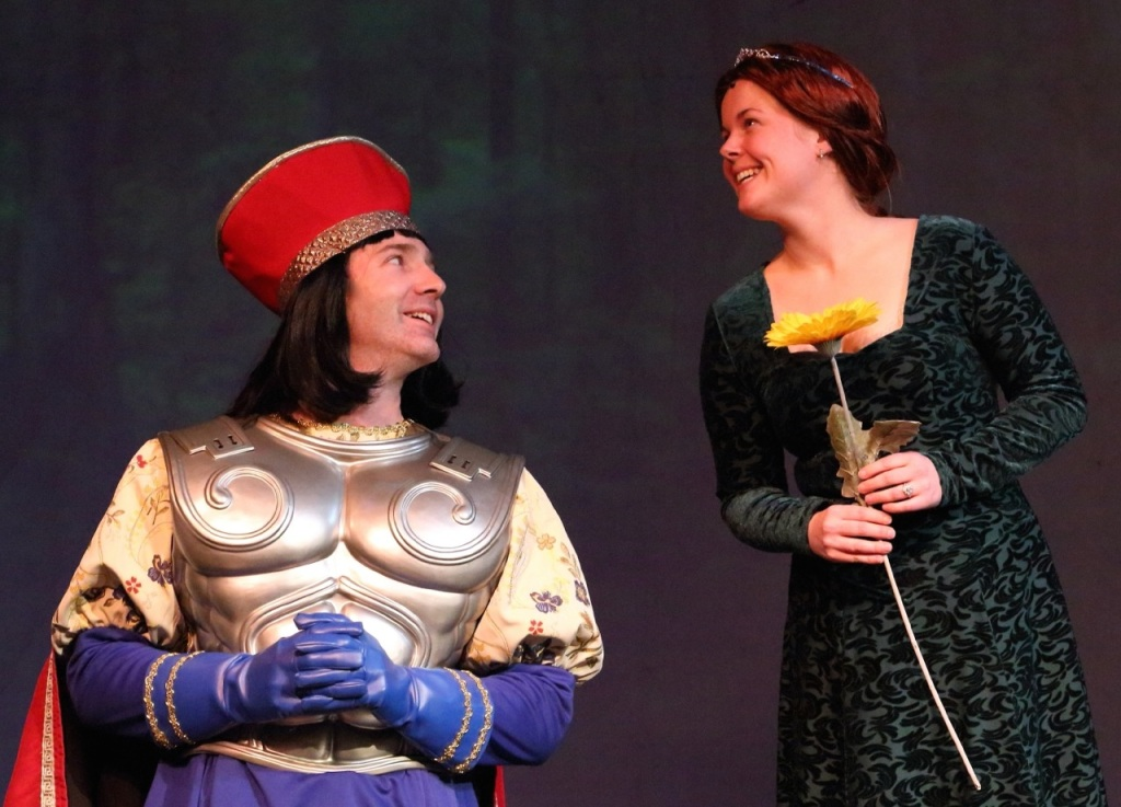 Farquaad and Fiona