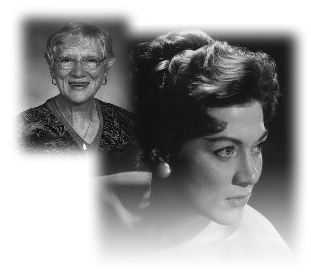 Ruth Harcort - 1929 - 2014