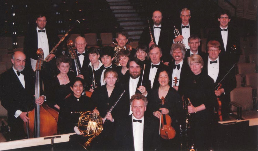 David and his Orchestra