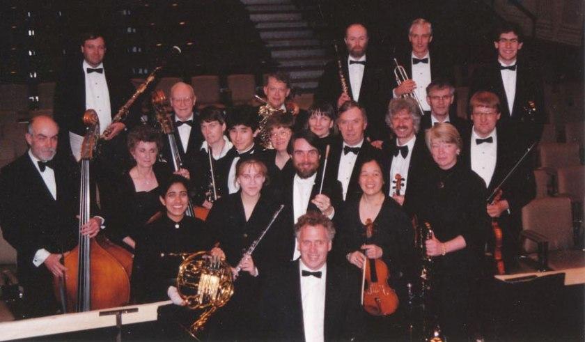 David and his Orchestra