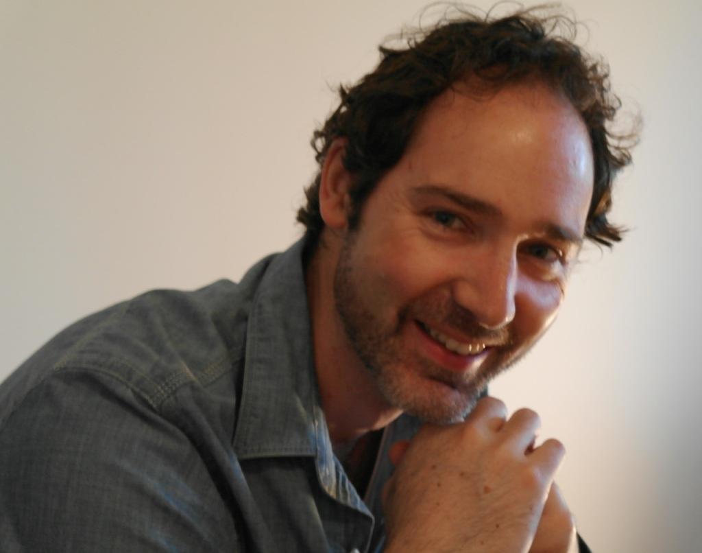 Joel Varty - VOS President