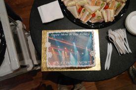 TECHIE CAKE!