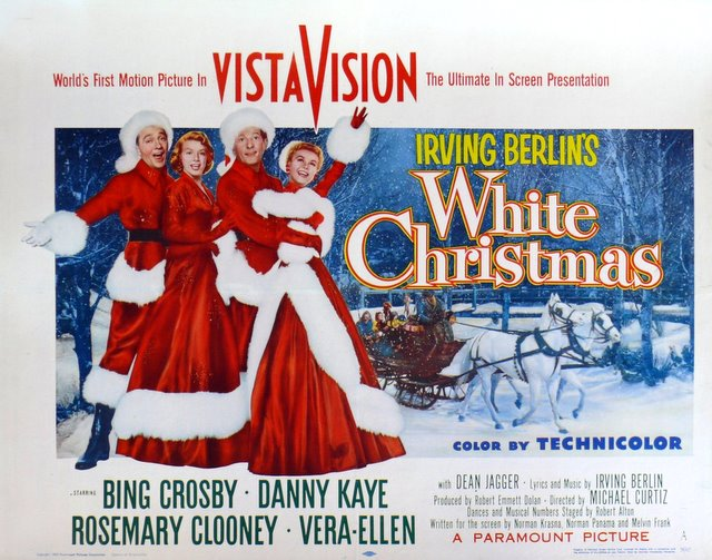 The White Christmas Movie Poster