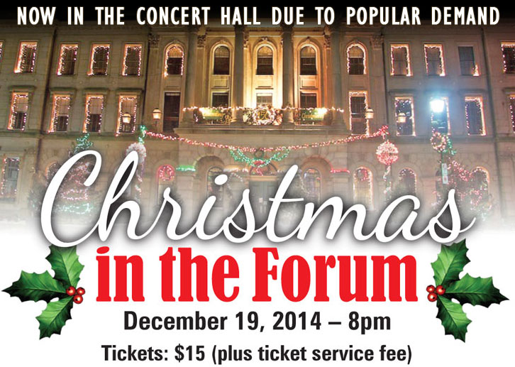 Christmas in the Forum