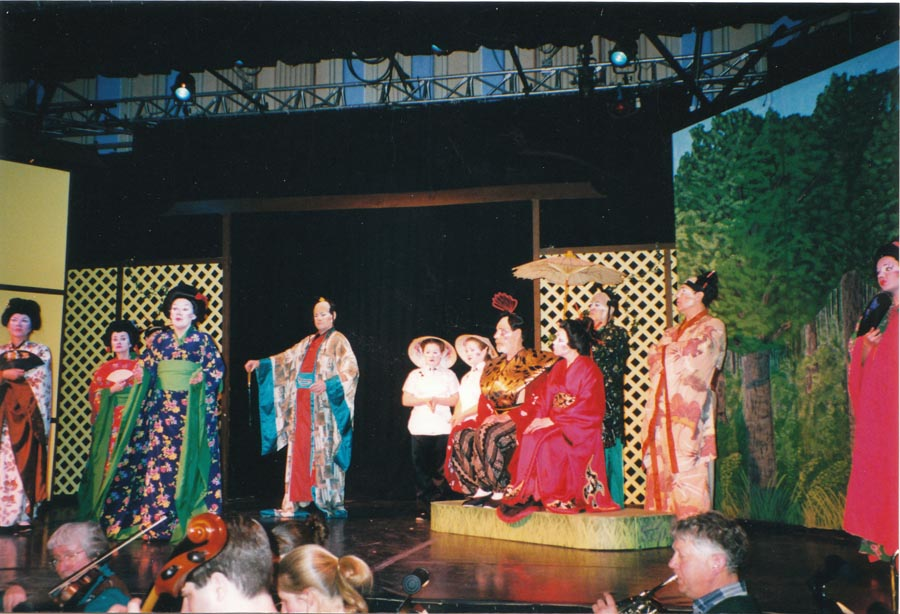 The VOS Production of The Mikado