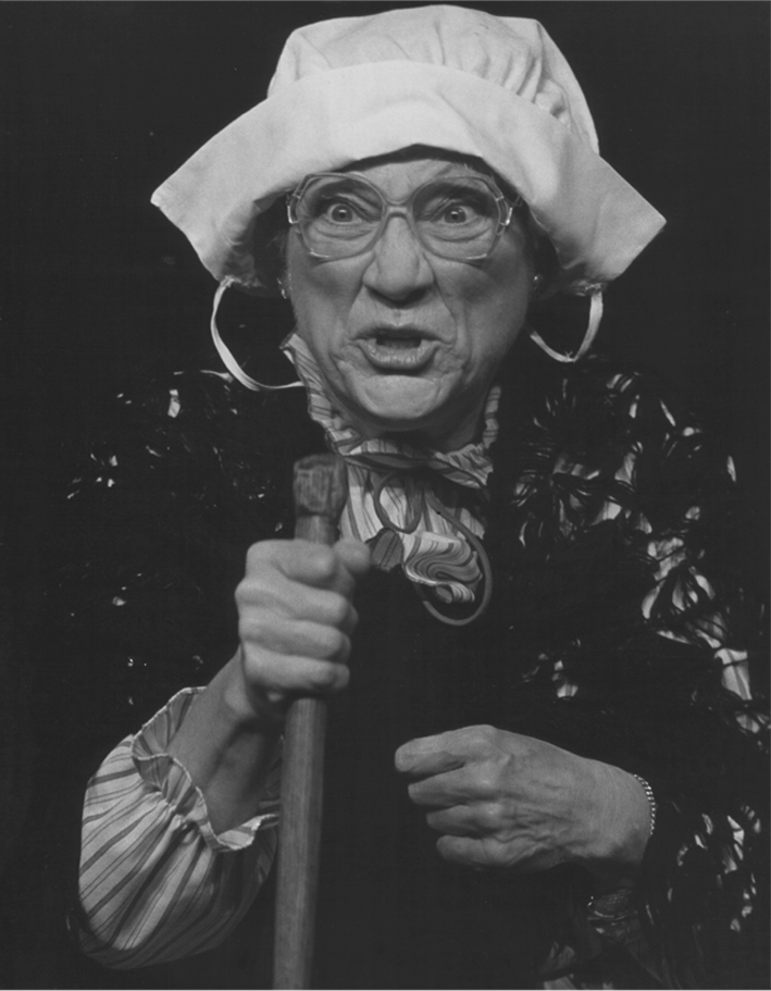 Ruth Harcort