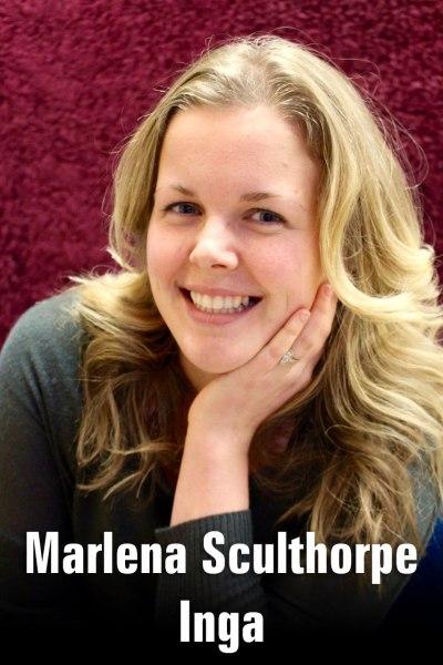 Marlena Sculthorpe