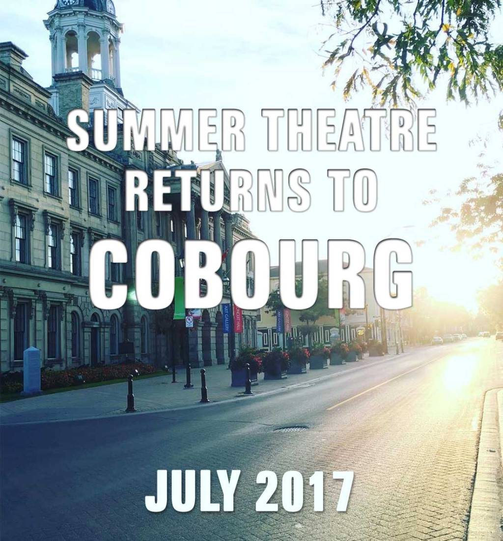 VOS Theatre presents Summer Theatre at Victoria Hall - 2017