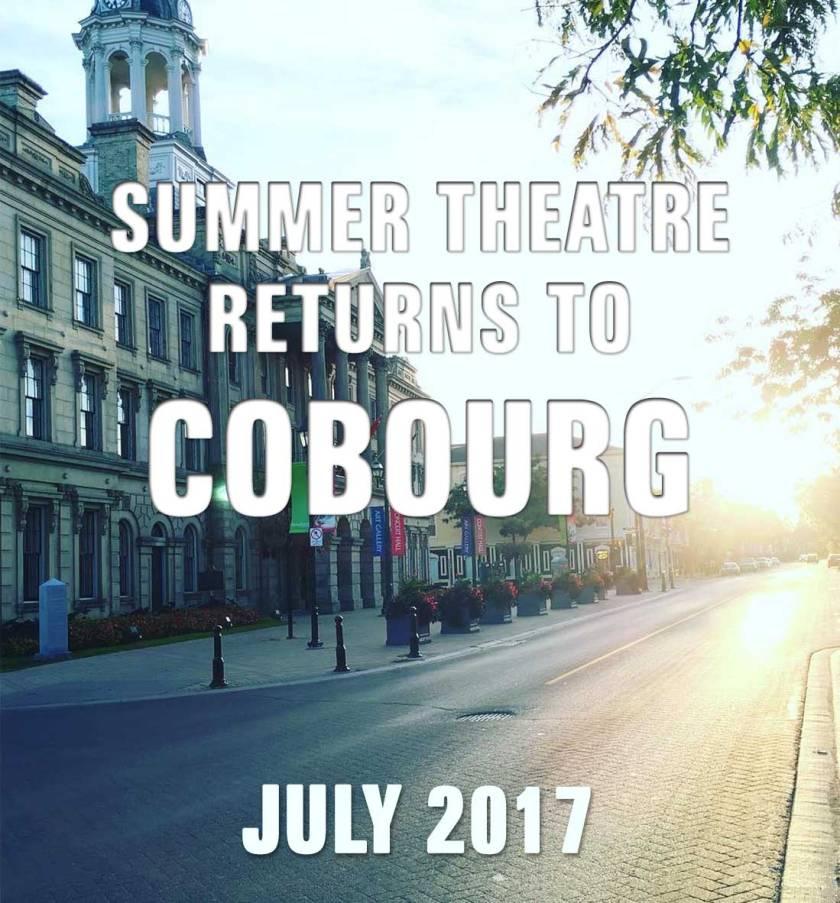 VOS Theatre presents Summer Theatre at Victoria Hall - 2017