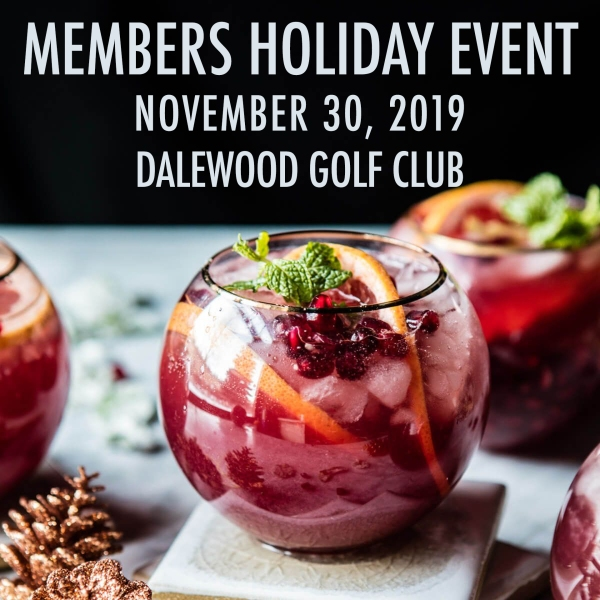 Members Holiday Event