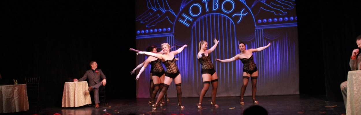 Guys and Dolls - Hotbox Dancers